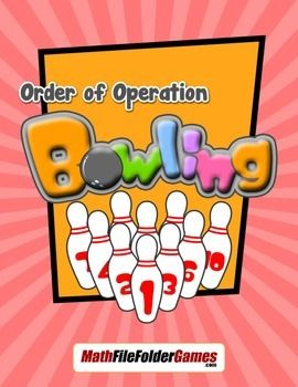 Order of Operation Bowling