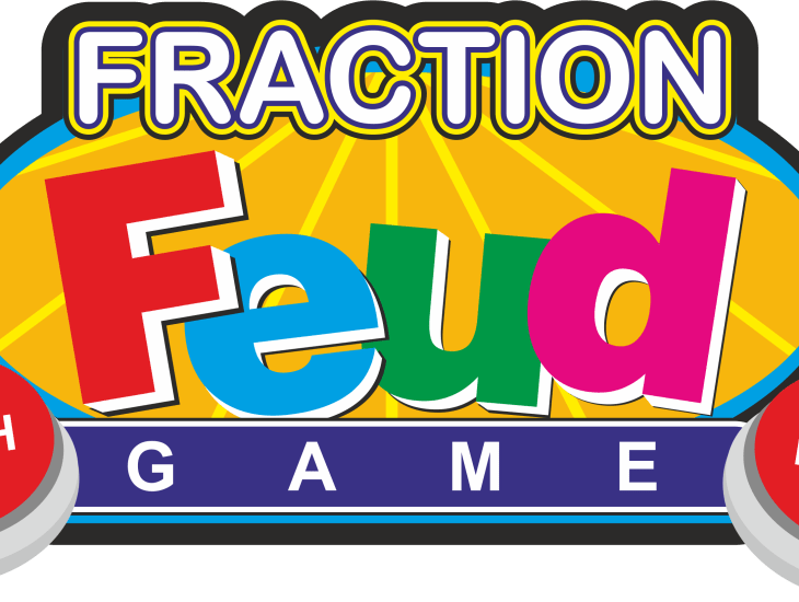 logos Fraction Feud