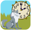 What Time is it Mr Wolf icon