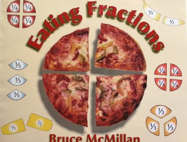 Eating Fractions by Bruce McMillan