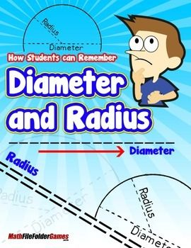 How Students Can Remember Diameter and Radius