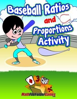 Baseball Ratios and Proportions Activity[1]