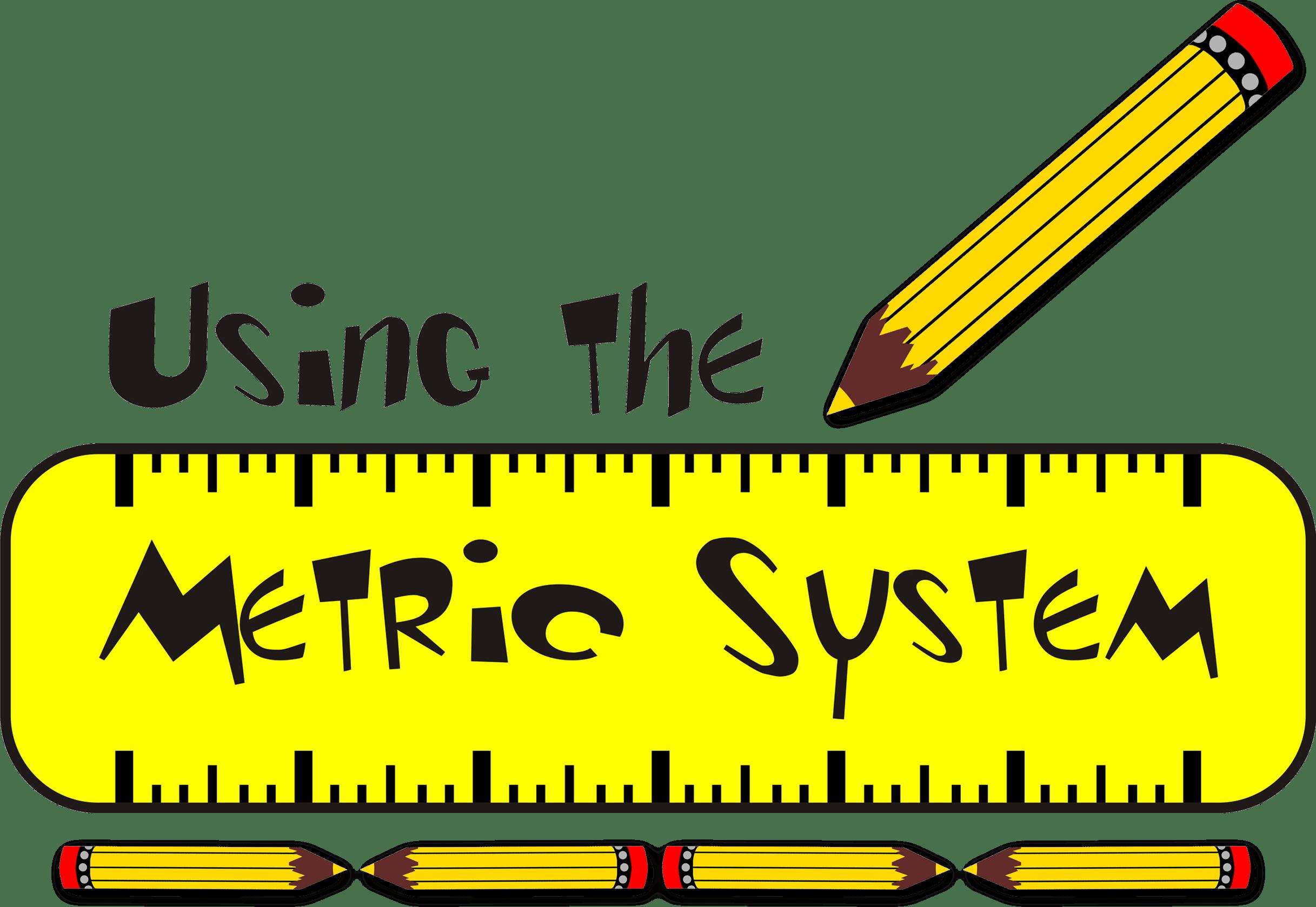 Using the Metric System {Measurement Activity} [ 1678 x 2434 Pixel ]