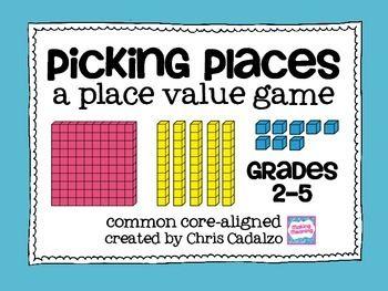 Place Value Common Core