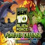 Defeat The Forever Knights In Ben 10 Forever Defense