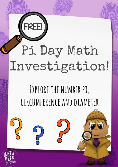 small resolution of Pass the Pi: A Hands On Pi Day Investigation