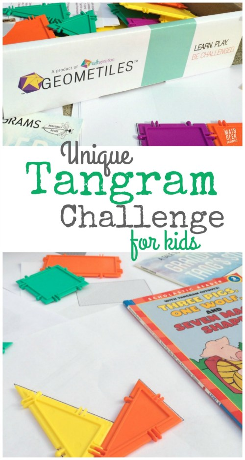 small resolution of Want a Unique Tangram Game to Challenge Your Kids?