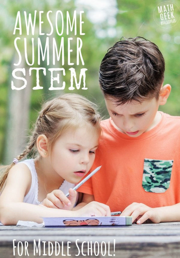 Fun Stem Activities for Middle School