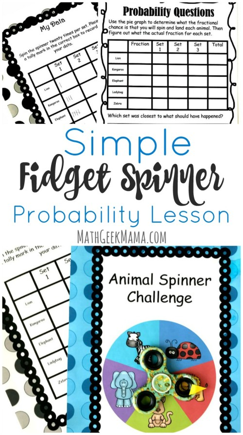 small resolution of Fidget Spinner Math Activity: Probability \u0026 Graphing