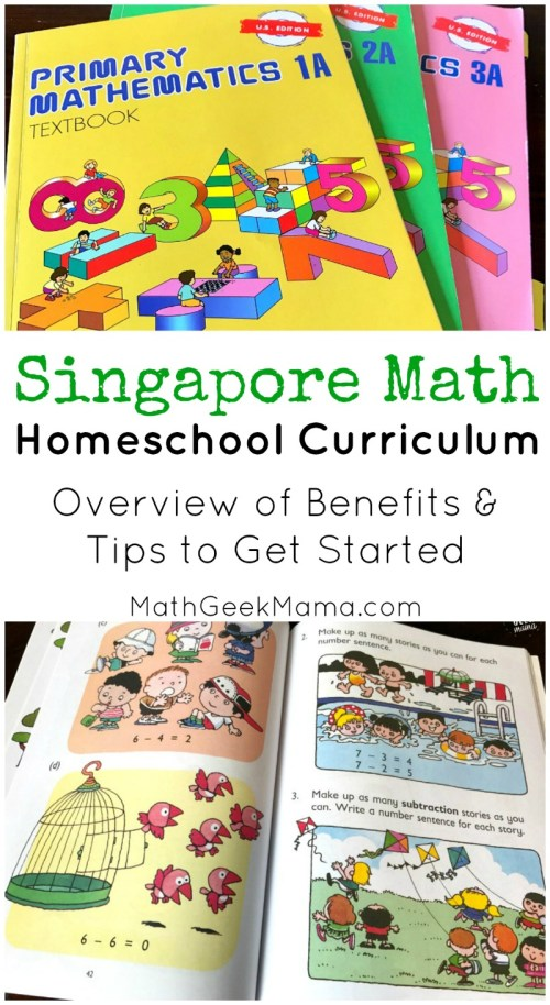 small resolution of Singapore Math: An Overview For Homeschool Families