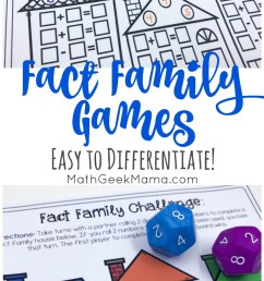FREE} Simple Fact Family Games for Kids [ 1370 x 800 Pixel ]