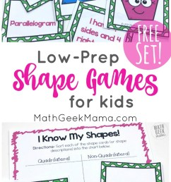 I Know My Shapes: FREE Shape Games for Kids [ 1481 x 800 Pixel ]