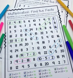 FREE} Equation Search: Fun Multiplication Games for 3rd Grade [ 1065 x 800 Pixel ]