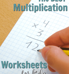 FREE} Multiplication Facts Worksheets for Kids: Interactive Ideas/Games [ 1101 x 800 Pixel ]