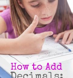 How to Add Decimals: Simple Strategies \u0026 Tips [ 1200 x 800 Pixel ]