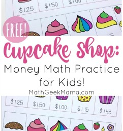 FREE Worksheets That Teach About Money - Homeschool Giveaways [ 1463 x 800 Pixel ]