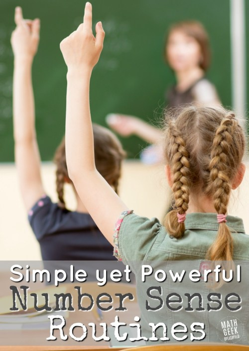small resolution of Simple Daily Math Warm-Ups to Build Number Sense   Math Geek Mama