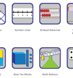 FREE Online Math Manipulatives for At Home Learning   Math Geek Mama [ 1068 x 2214 Pixel ]