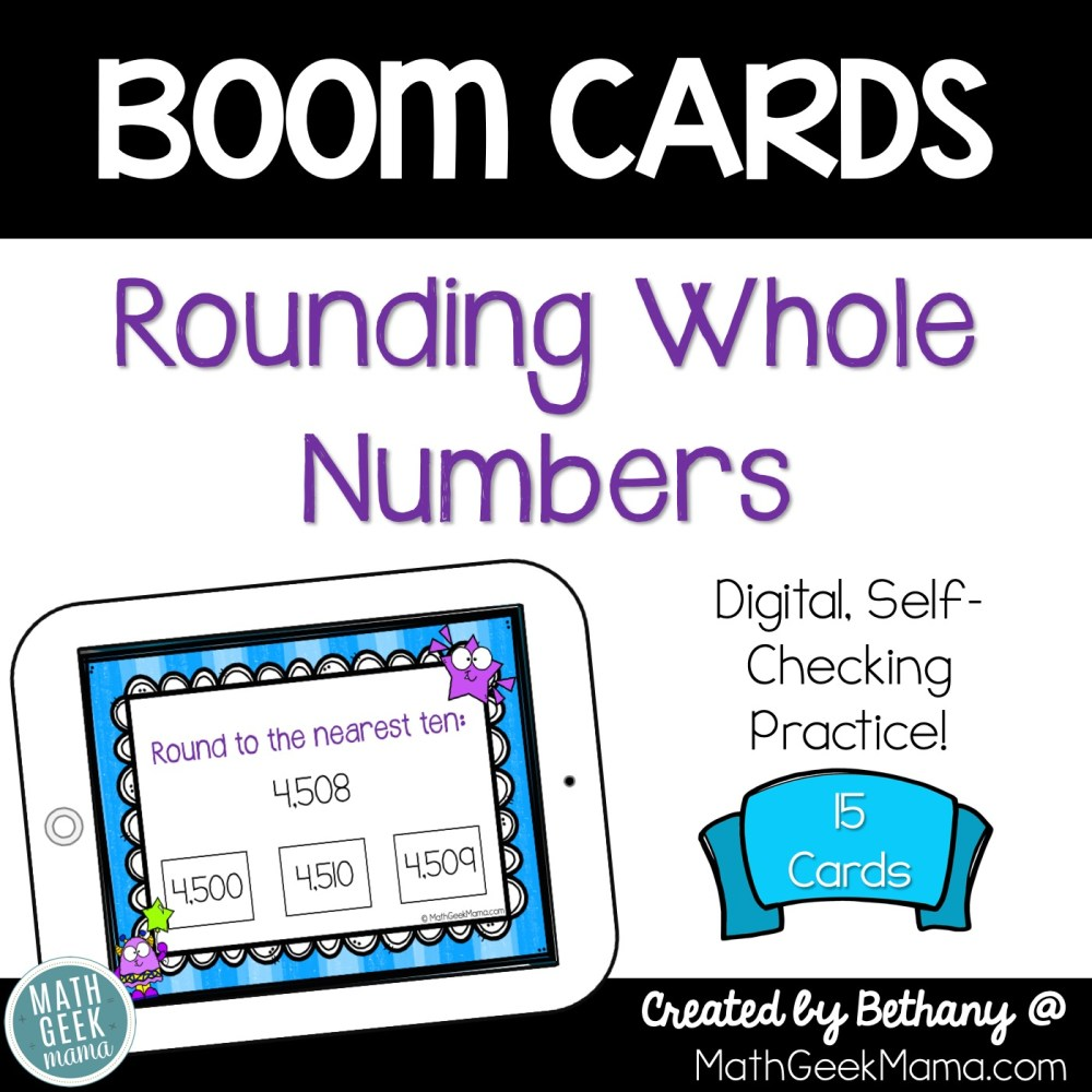 medium resolution of FREE} Rounding Practice for Kids   DIGITAL Self Checking Activity