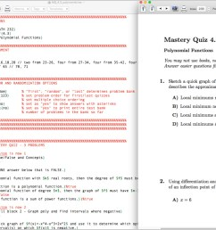 generating random mastery quizzes with nothing but latex [ 1058 x 800 Pixel ]