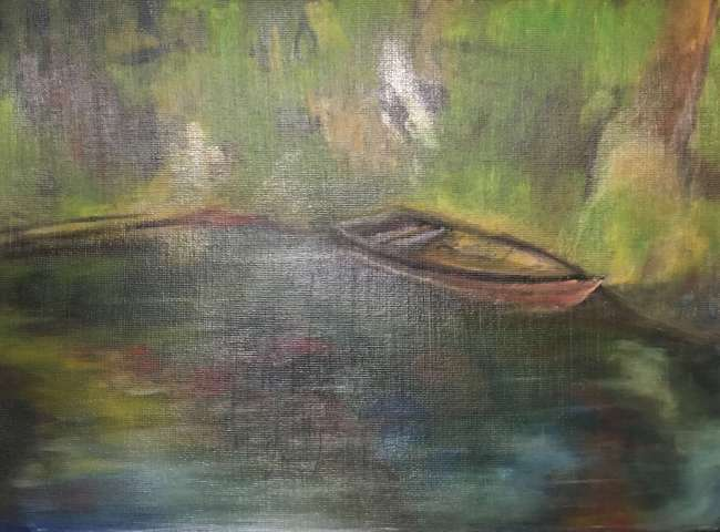 mathias-sager-shrine-pond-painting-201512