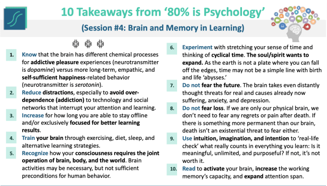 Course 1 Session 4 Brain and Memory in Learning_v04_TAKEAWAYS