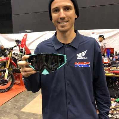Masque Spy Cole Seely