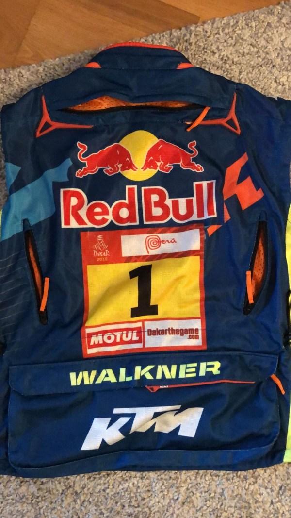 Rallye Jacket Matthias Walkner