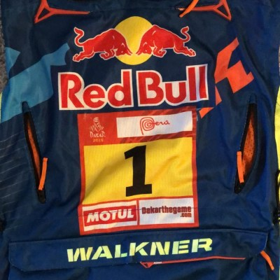 Rallye Jacket Matthias Walkner