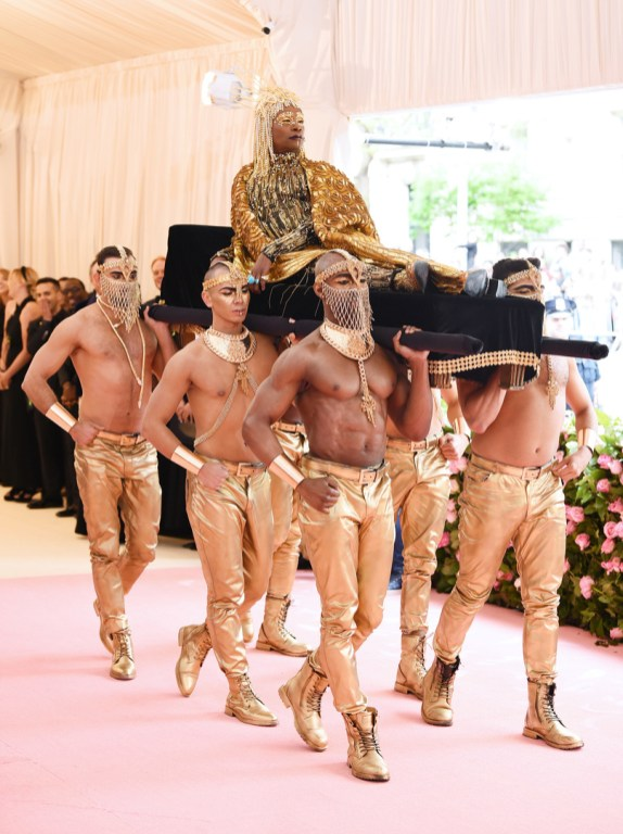 NEW YORK, NEW YORK - MAY 06: Billy Porter attends The 2019 Met Gala Celebrating Camp: Notes on Fashion at Metropolitan Museum of Art on May 06, 2019 in New York City. Dimitrios Kambouris/Getty Images for The Met Museum/Vogue/AFP