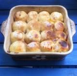 gebackene Aprikosenknödel-fertig aus dem Backofen2