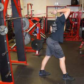 Triceps Shoulder Mobility Exercise 2