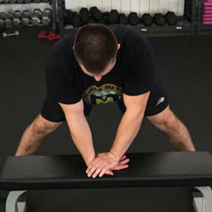 Forearm Stretch Mobility Exercise 3