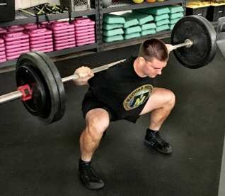 How to Squat for Powerlifting Strength 2