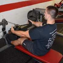 Seated Cable Rows 3