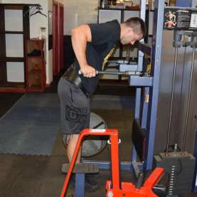 Weighted Dips Exercise 2