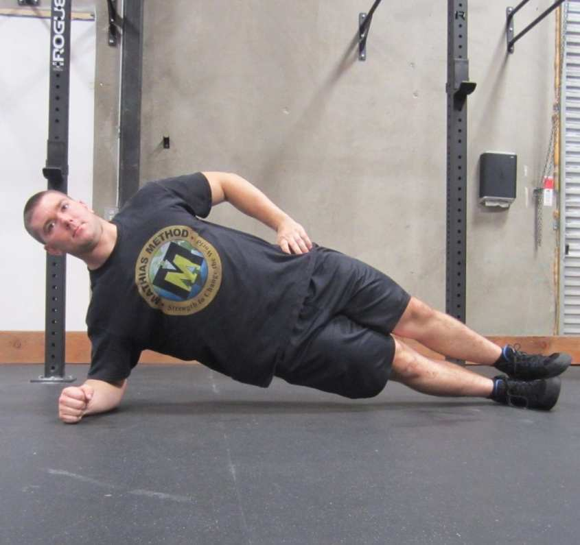 How To Side Plank Properly