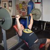 Incline Bench Press Exercise 4