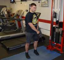 Cable Lateral Raise 1
