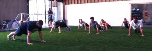 daily 30 push ups