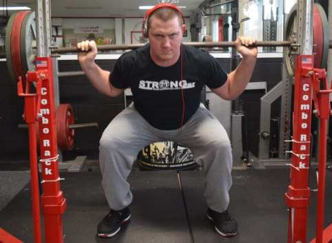 bodybuilding squat
