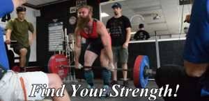 Advanced Powerlifting Program
