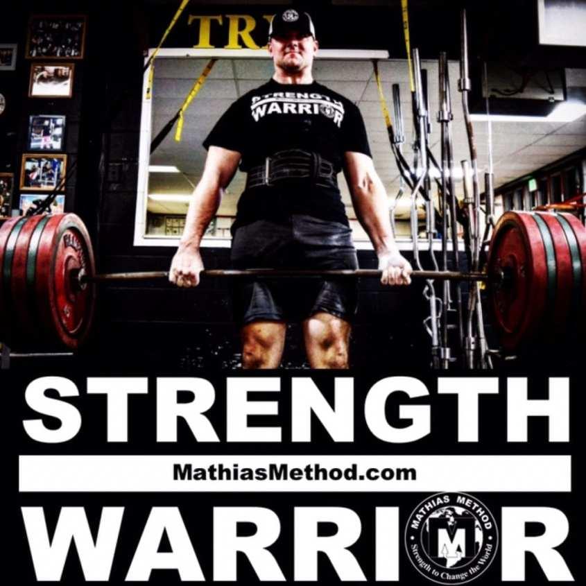 strength warrior 500 deadlift