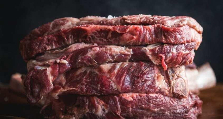 steak protein