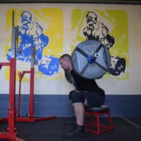 how to box squat 4