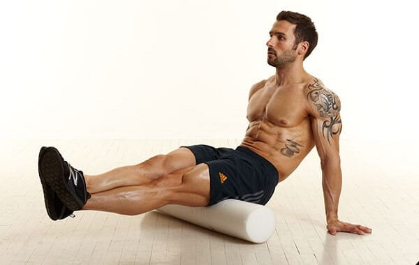 how to use a foam roller properly