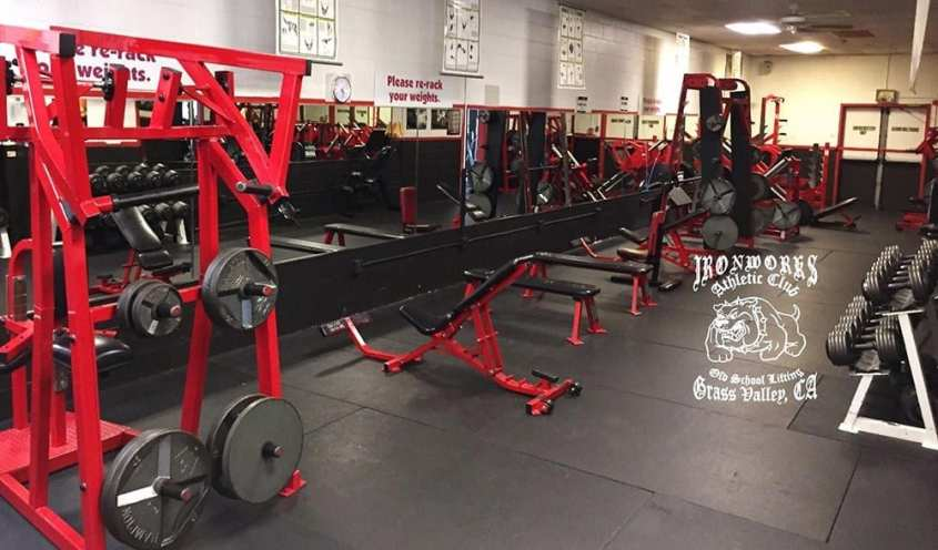 Ironworks Gym in Grass Valley CA