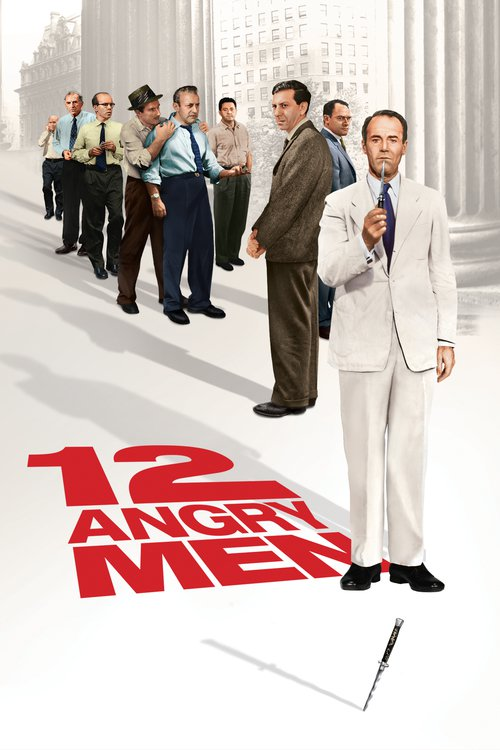 """Poster for the movie """"12 Angry Men"""""""