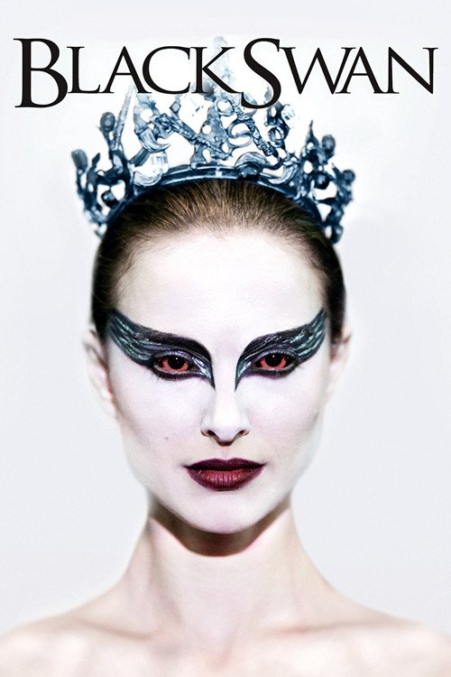 "Poster for the movie ""Black Swan"""