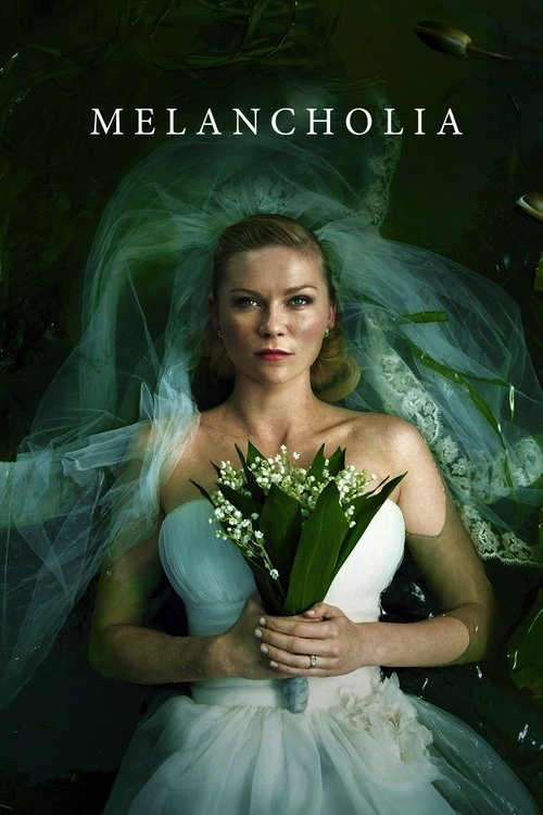 "Poster for the movie ""Melancholia"""